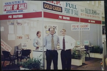 Point of sale software 1990
