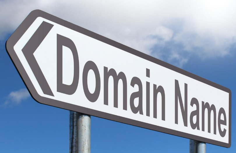 Selecting a website name