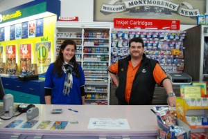 Newsagency, Tattslotto, small business